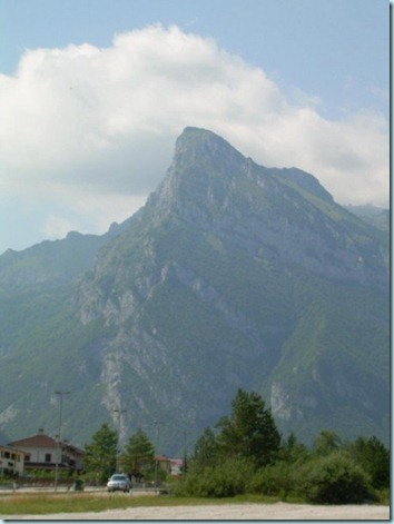 The First Mountain