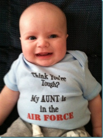 Air Force Aunt
