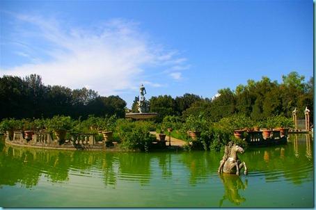 Boboli Pond