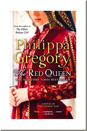 the-red-queen-by-philippa-gregory